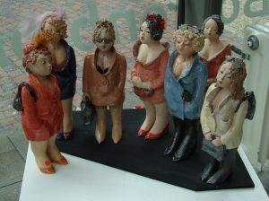 Kulturhus de Spil Nieuwleusen toont grote tentoonstelling Hedendaagse kunst Dalfsen e.o